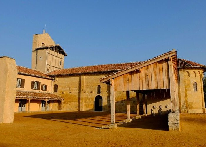 LAHONCE'S ABBEY Cradle of Christianity in Lapurdi