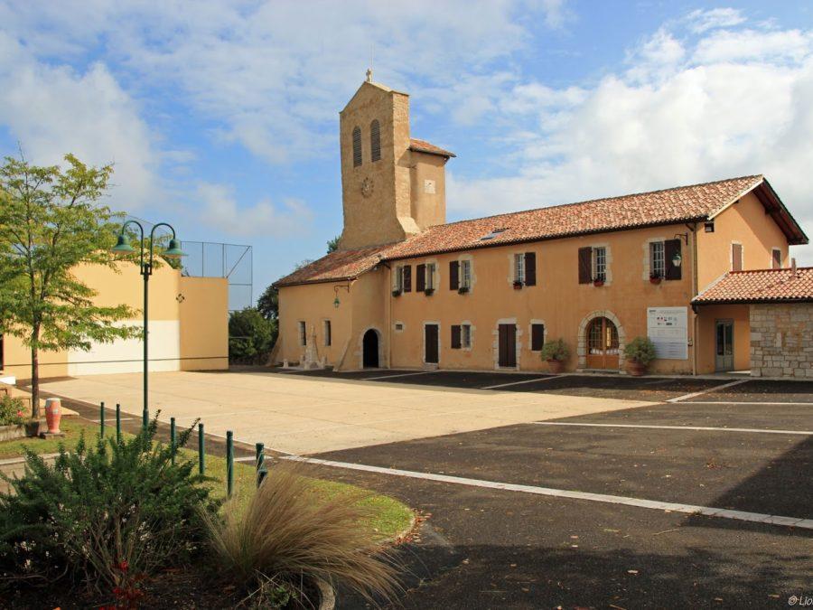 ABBAYE DE LAHONCE , berceau de la chrétienté au Pays basque