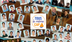 """Tous le même cap"" organize a party the 16th march"