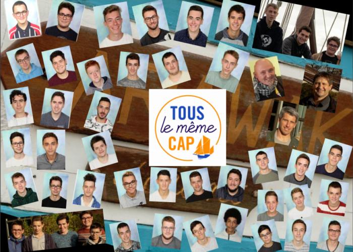 """""""Tous le même cap"""" organize a party the 16th march"""