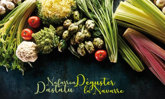 40  enpresa  Nafar  beren  produktu  gastronomikoak  sustatzeko  Baionan