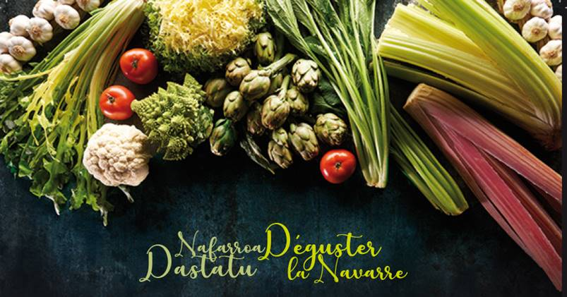 Nafarroa dastatu- deguster la navarre : 40 entreprises de Navarre font la promotion de leurs produits gastronomiques à Baiona