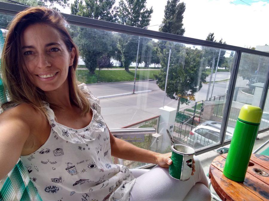 Tell us about corona| Rocio Basterra from Viedma, Argentina