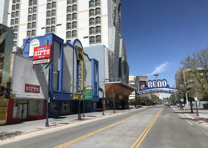 Cuenta nos el Corona|Zoe Bray desde Reno en Nevada